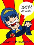 MARTH RETURNS by GlenMiles