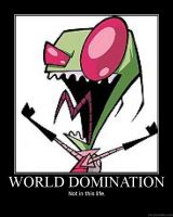 World Domination by Mexicano27