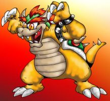 bowser by zaiqukaj