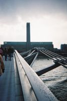 Tate Modern by Twiggy8520