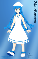 The Squid Girl by BoggeyDan