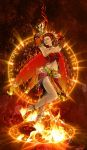 PRINT: Fire Fairy by Aerindarkwater