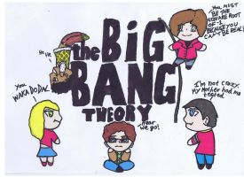 big bang chibis by Icechildtwin