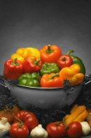 Peppers by H00dMan