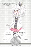 :AC: Clairie (EDIT) by Littlemay528