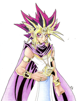 Atem by BlackstarLily99