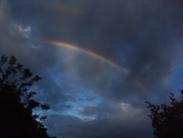 Double Rainbow by highlyimprobable