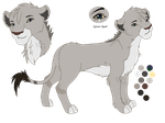 Lioness Auction - Closed by WolvesWoodGlenAdopts