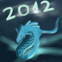 Happy year 2012 by Masanohashi