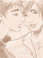KangTeuk Love by Helsic