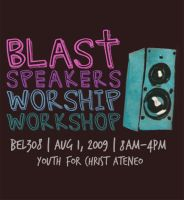 Blast Worship Workshop Promo by jasminejoo