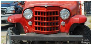 A Willys Pickup Truck Grille by TheMan268