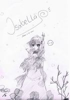 Isabella - Lost In Snow by Wind-Empress