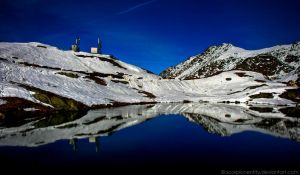 Balea Lake HDR 02 by ScorpionEntity