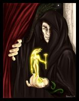 The Path to Immortality by slytherinfiend