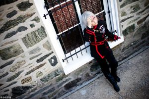 D'gray man-Allen Walker by josephlowphotography