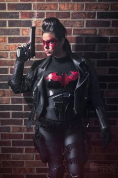 Red Hood by GinaBCosplay
