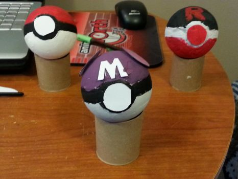 Master Ball by Darkwing385