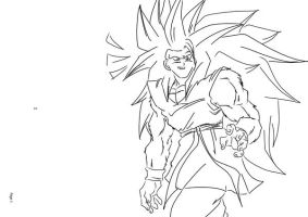 DBUC Goku SSJ5 What by darkhawk5
