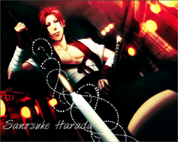 Sanosuke Harada Wallpaper by Rev0lution-Zacki3