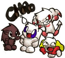 Chao by pupom