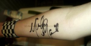 Maika Maile Signature by myxchemicalxkiss