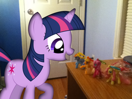 Twilight likes my collection by SonicFFVII