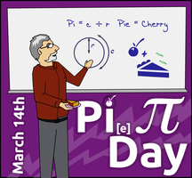 Pi Day by doctormo