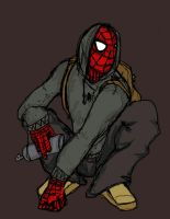 spiderman try 2 A1 by alone1