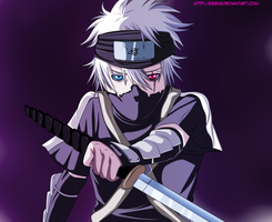 Kakashi Hatake by eikens