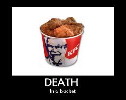 KFC Demotivational by Coocachew