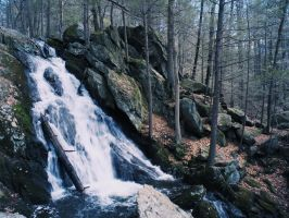 Buttermilk Falls by nathanspotts