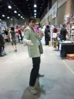 CTCon 2011: 11th Doctor by TEi-Has-Pants