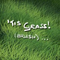 'Tis Grass - brush EDIT by DarkDragon774