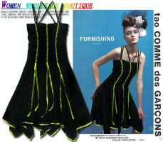sexy dress green by fashionclothing4u