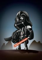 Lord Vader by Burrito-supreme