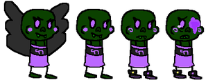 Lutali Sprites by pastelfluffle