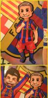paperIniesta by tattiOsala