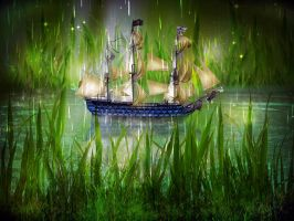 Voyage of the lilliputiens by hallbe