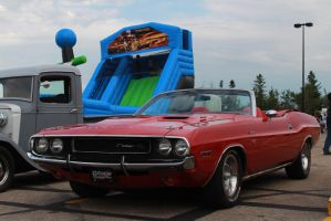Bouncy Slide and A Mopar by KyleAndTheClassics