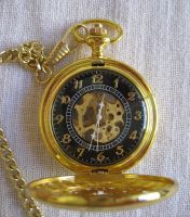 Pocket watch 4 by CAStock