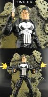 The Punisher by Jin-Saotome