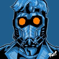 The Legendary Star-Lord 01 by JamesRiot