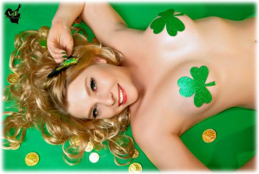 Happy St. pattys by VintageImagery