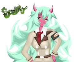 Scanty from PSWG by Calcium-Miku