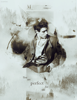 You are perfect for me by Anusia93