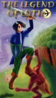 Legend of Luth Cover Color by Lluks4