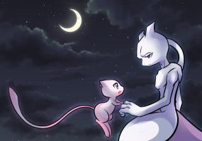 Please add Mewtwo as DLC to Super Smash Brothers by elyoncat