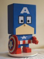 Captain America by samsunlobe