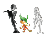 Pixar's Inside Out OCs by The-E-guess-corner